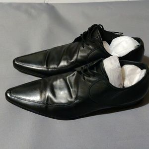 Dolce Gabbana pointed Oxfords